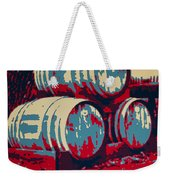 Got Wine Blue Weekender Tote Bag
