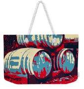 Got Wine Red Weekender Tote Bag