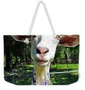 Got Your Goat Weekender Tote Bag