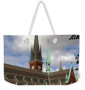 Gotebrg Se 105 Weekender Tote Bag