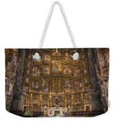 Gothic Altar Screen Weekender Tote Bag