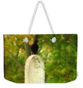 Gothic Autumn Weekender Tote Bag