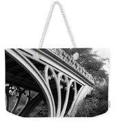 Gothic Bridge Design Weekender Tote Bag