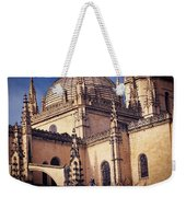 Gothic Cathedral Weekender Tote Bag