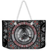 Gothic Celtic Impermanence Weekender Tote Bag