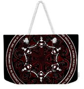 Gothic Celtic Mermaids Weekender Tote Bag
