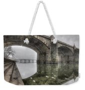 Gothic Morning Weekender Tote Bag