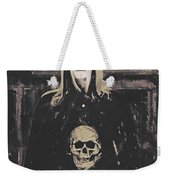 Gothic Motivational Weekender Tote Bag