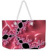 Gothic Pink Weekender Tote Bag