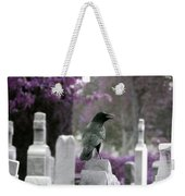 Gothic Purple Weekender Tote Bag