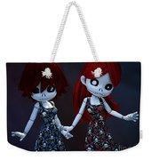 Gothic Rag Dolls Weekender Tote Bag