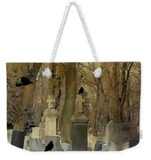 Gothic Splash Weekender Tote Bag