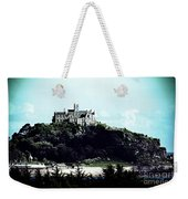Gothic St Michael's Mount Cornwall Weekender Tote Bag