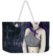 Gothic Temptation Weekender Tote Bag