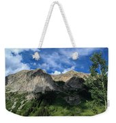Gothic With Aspen Weekender Tote Bag