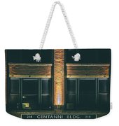 Goudas Italian Deli Color Weekender Tote Bag