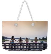 Goulds Creek Girls Weekender Tote Bag