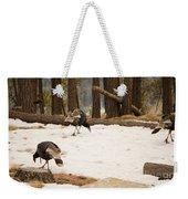 Gould's Wild Turkey Weekender Tote Bag