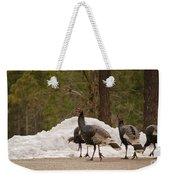 Gould's Wild Turkey Iv Weekender Tote Bag
