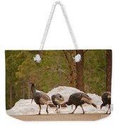 Gould's Wild Turkey V Weekender Tote Bag