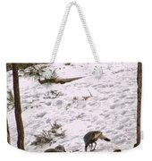 Gould's Wild Turkey Viii Weekender Tote Bag