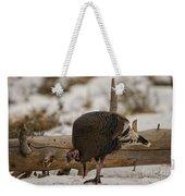 Gould's Wild Turkey Xi Weekender Tote Bag