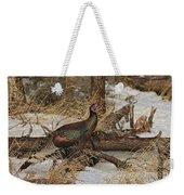 Gould's Wild Turkey Xiii Weekender Tote Bag