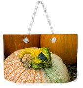Gourd Pair Weekender Tote Bag