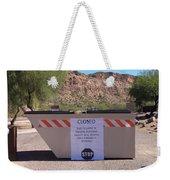 Govern Mental Weekender Tote Bag