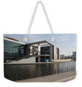 Government Building  Berlin  Weekender Tote Bag