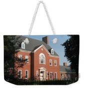 Governor House Annapolis Weekender Tote Bag