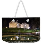 Governor's Mansion Weekender Tote Bag