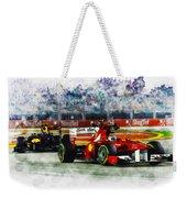 Gp Singapore F1  Weekender Tote Bag