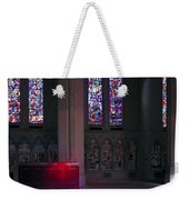 Grace Cathedral Walking Labyrinth - San Francisco Weekender Tote Bag