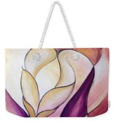 Grace In Plenty Weekender Tote Bag