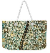 Cherry Blossom Tree- Snow Funtain  Weekender Tote Bag