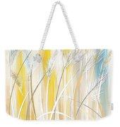 Graceful Grasses Weekender Tote Bag