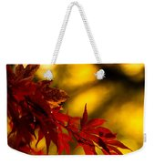 Graceful Leaves Weekender Tote Bag