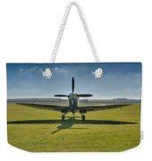 Graceful Spitfire Hdr Weekender Tote Bag