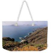 Graciosa Island Weekender Tote Bag