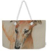 Graciously Greyhound Weekender Tote Bag