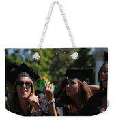 Graduation Uva Weekender Tote Bag