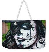 Graffiti Art Curitiba Brazil 21 Weekender Tote Bag by Bob Christopher