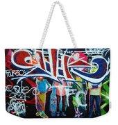 Graffiti Art Weekender Tote Bag