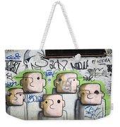 Graffiti Art Rio De Janeiro 5 Weekender Tote Bag