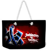 Graffiti - Box Car Art  7097-008 Weekender Tote Bag