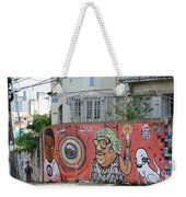 Graffiti In Salvador Weekender Tote Bag