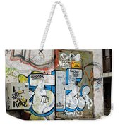 Graffiti In Sozopol Weekender Tote Bag
