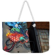 Grafitti And The Panes Weekender Tote Bag