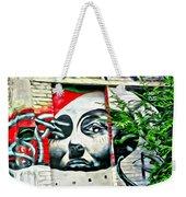 Grafitti Three Lady Weekender Tote Bag